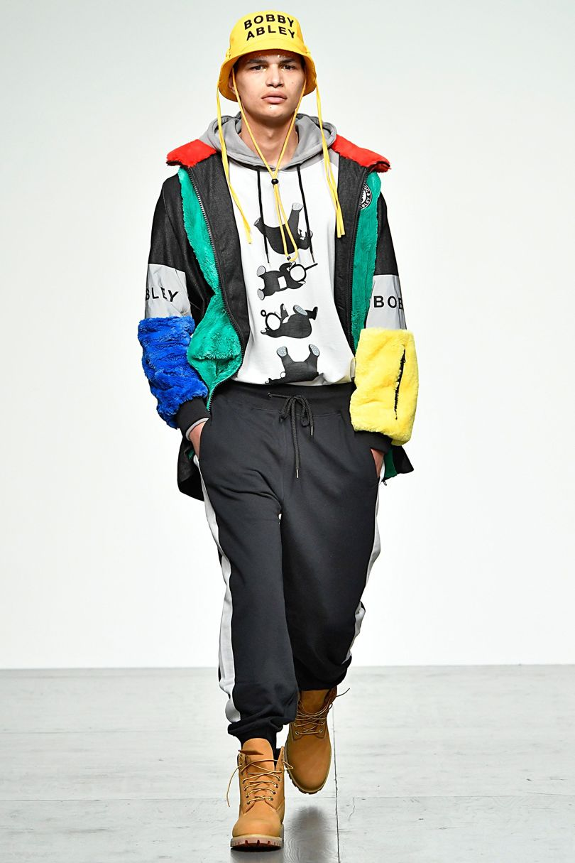 Bobby Abley Spring Summer 2018 London Fashion Week Men's (11)