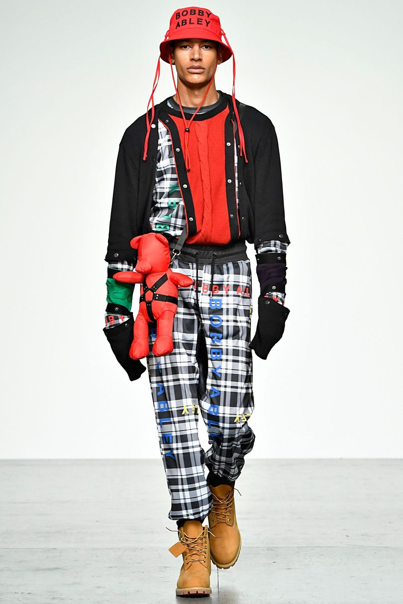 Bobby Abley Spring Summer 2018 London Fashion Week Men's (15)