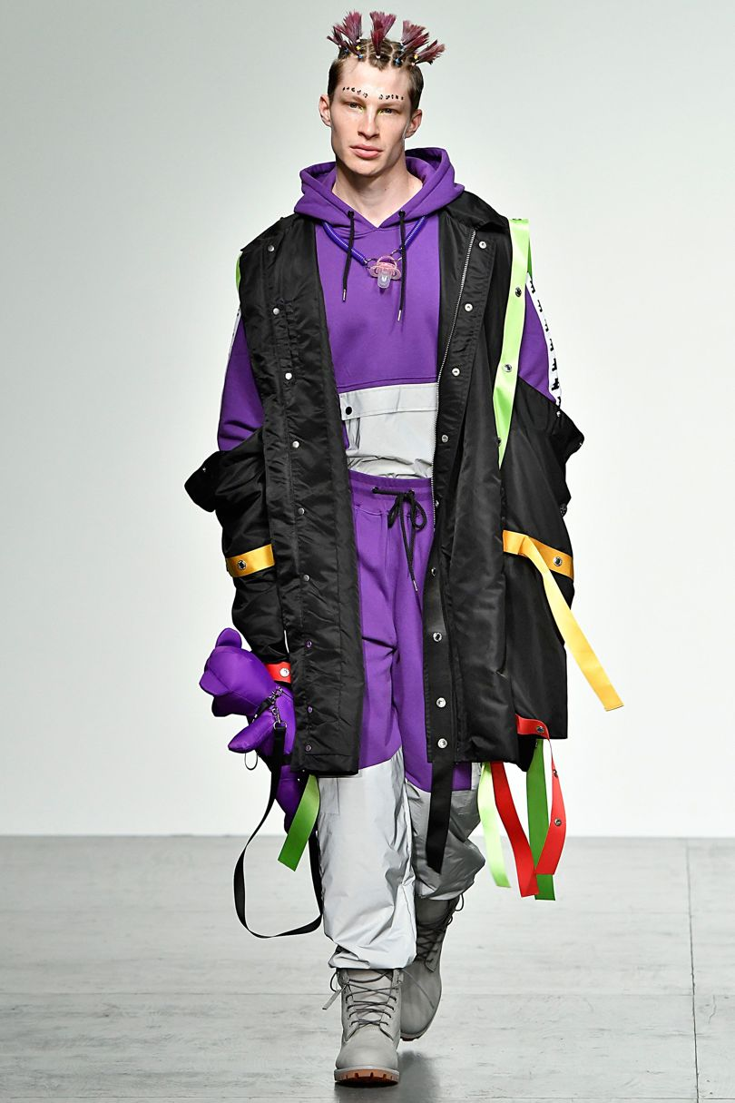 Bobby Abley Spring Summer 2018 London Fashion Week Men's (16)