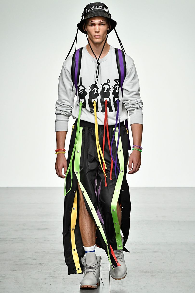 Bobby Abley Spring Summer 2018 London Fashion Week Men's (17)