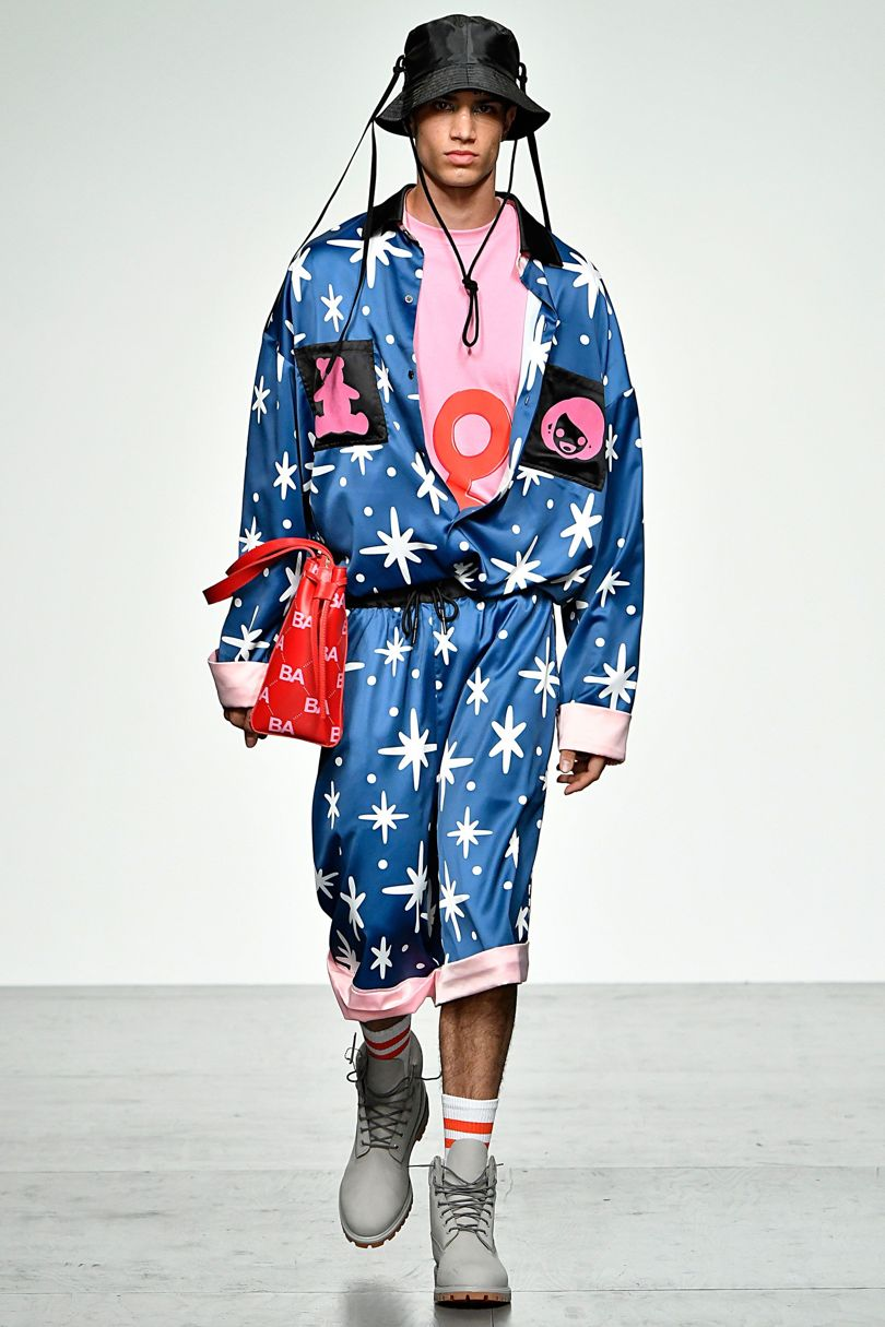 Bobby Abley Spring Summer 2018 London Fashion Week Men's (18)