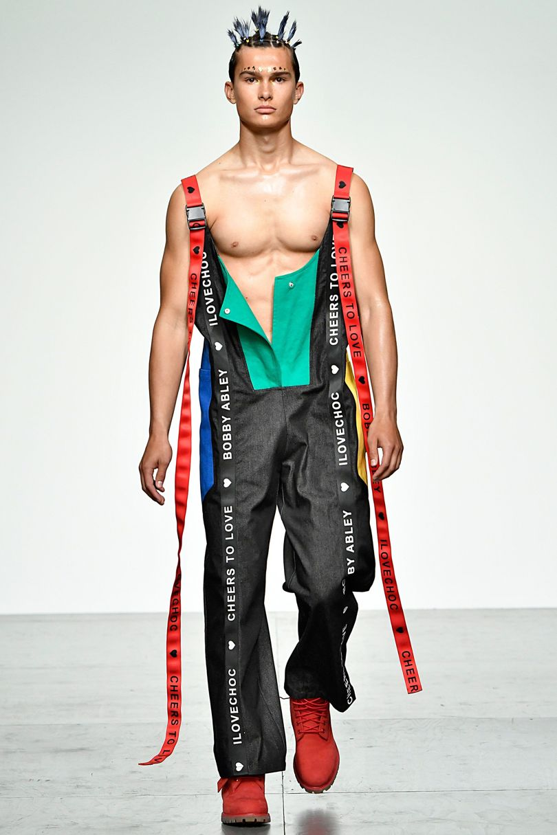 Bobby Abley Spring Summer 2018 London Fashion Week Men's (2)