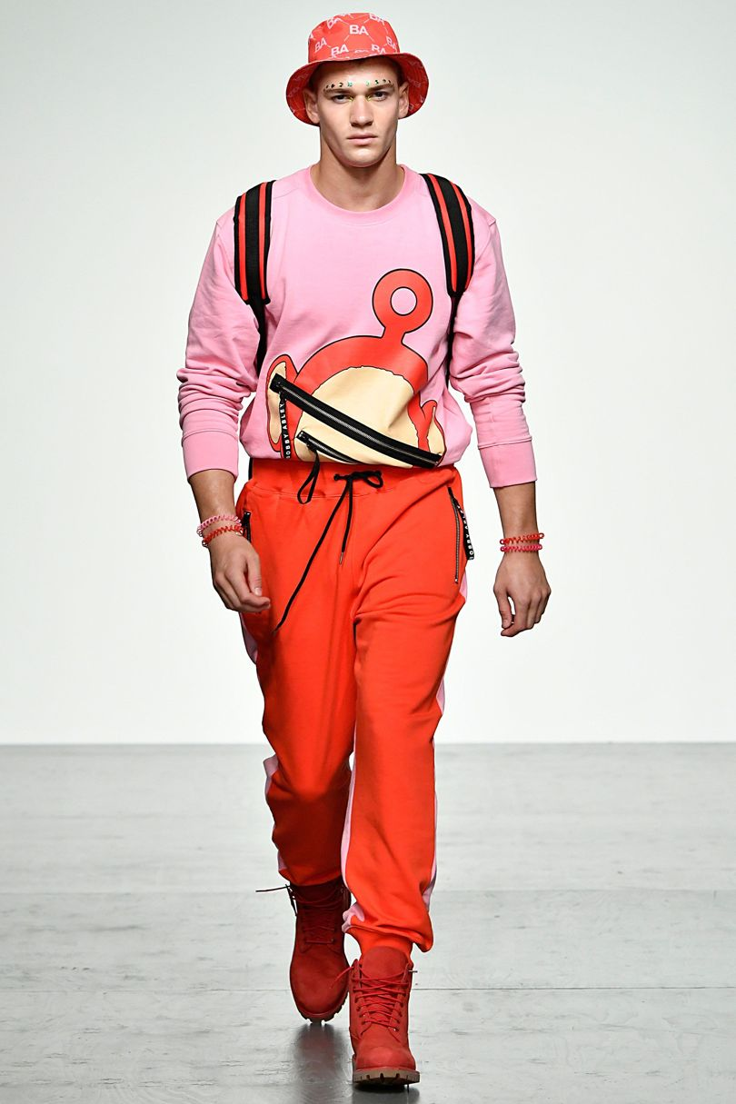 Bobby Abley Spring Summer 2018 London Fashion Week Men's (24)