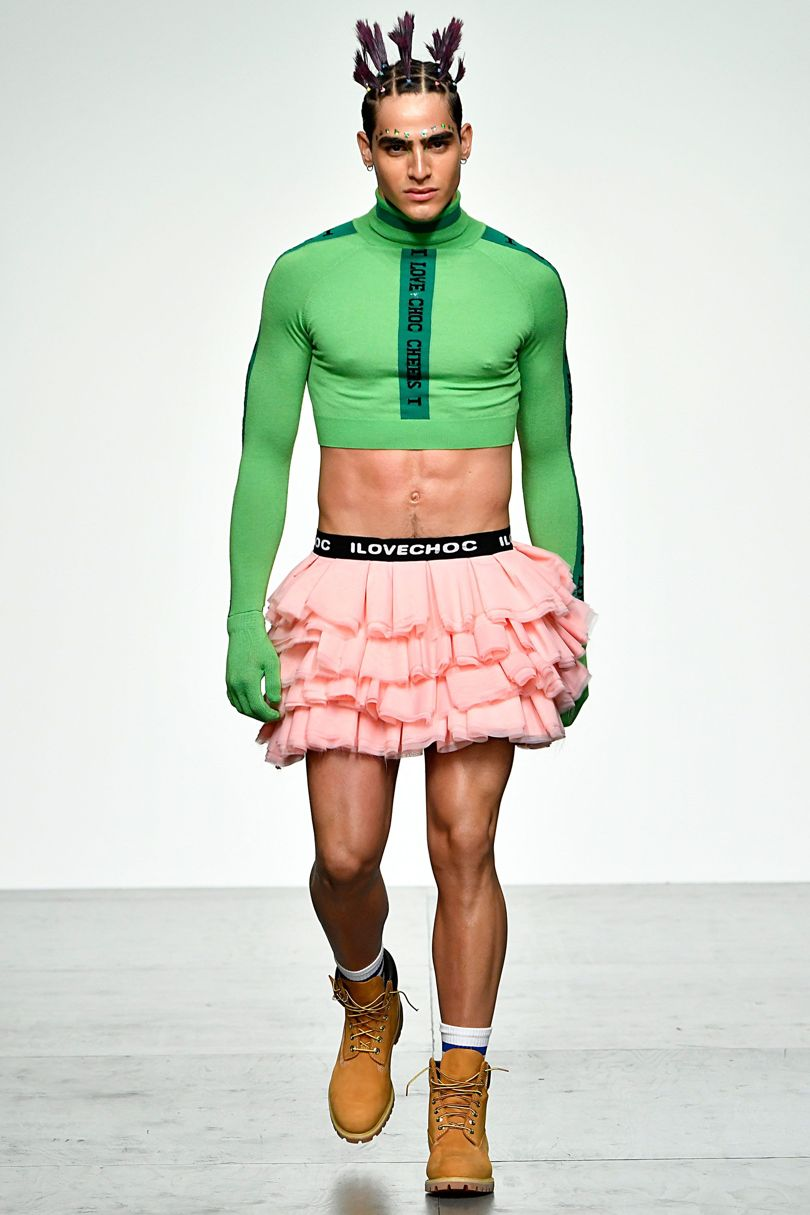 LONDON FASHION WEEK MEN'S : 2018 S/S BOBBY ABLEY - Chasseur