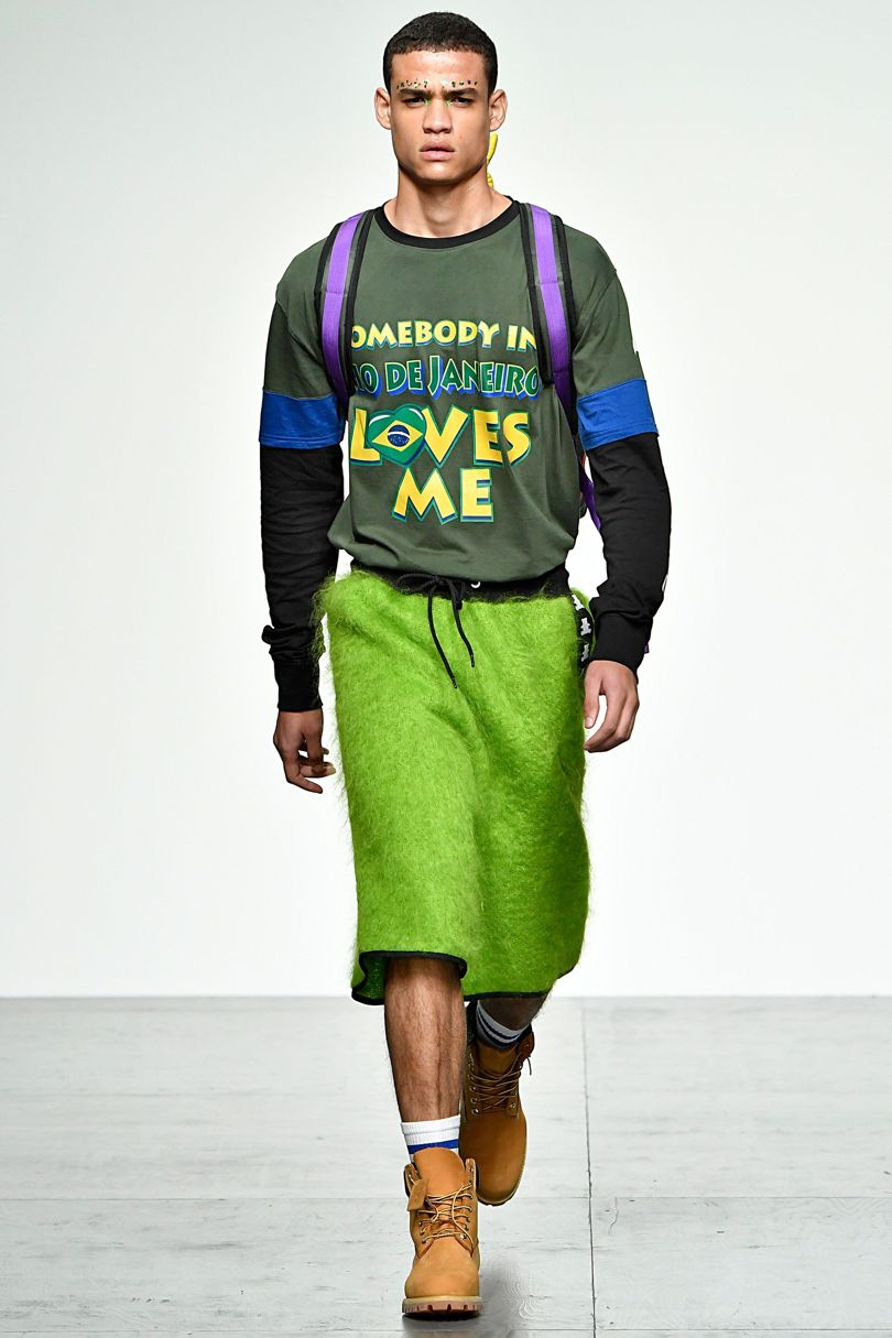 Bobby Abley Spring Summer 2018 London Fashion Week Men's (6)