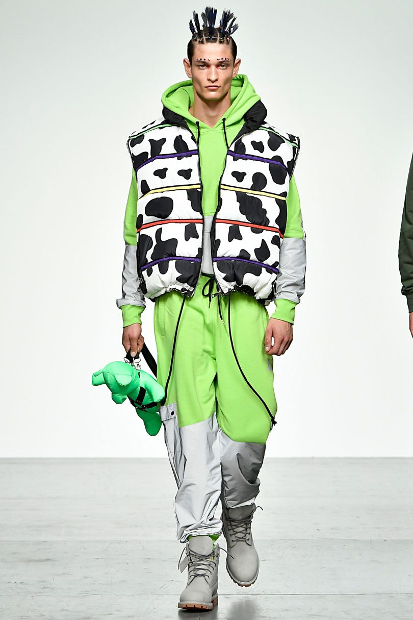 Bobby Abley Spring Summer 2018 London Fashion Week Men's (7)