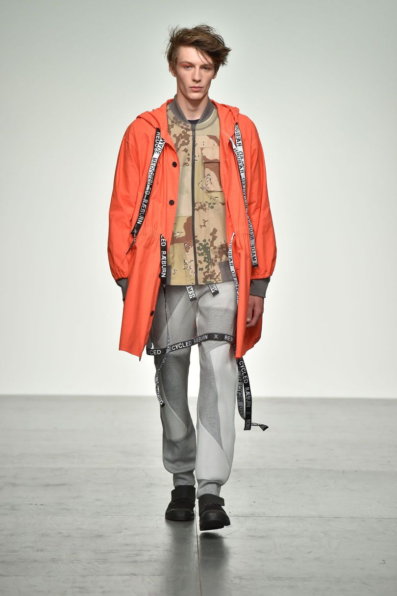 Christopher Raeburn 2018 Spring Summer Collection - London Fashion Week Men's (13)