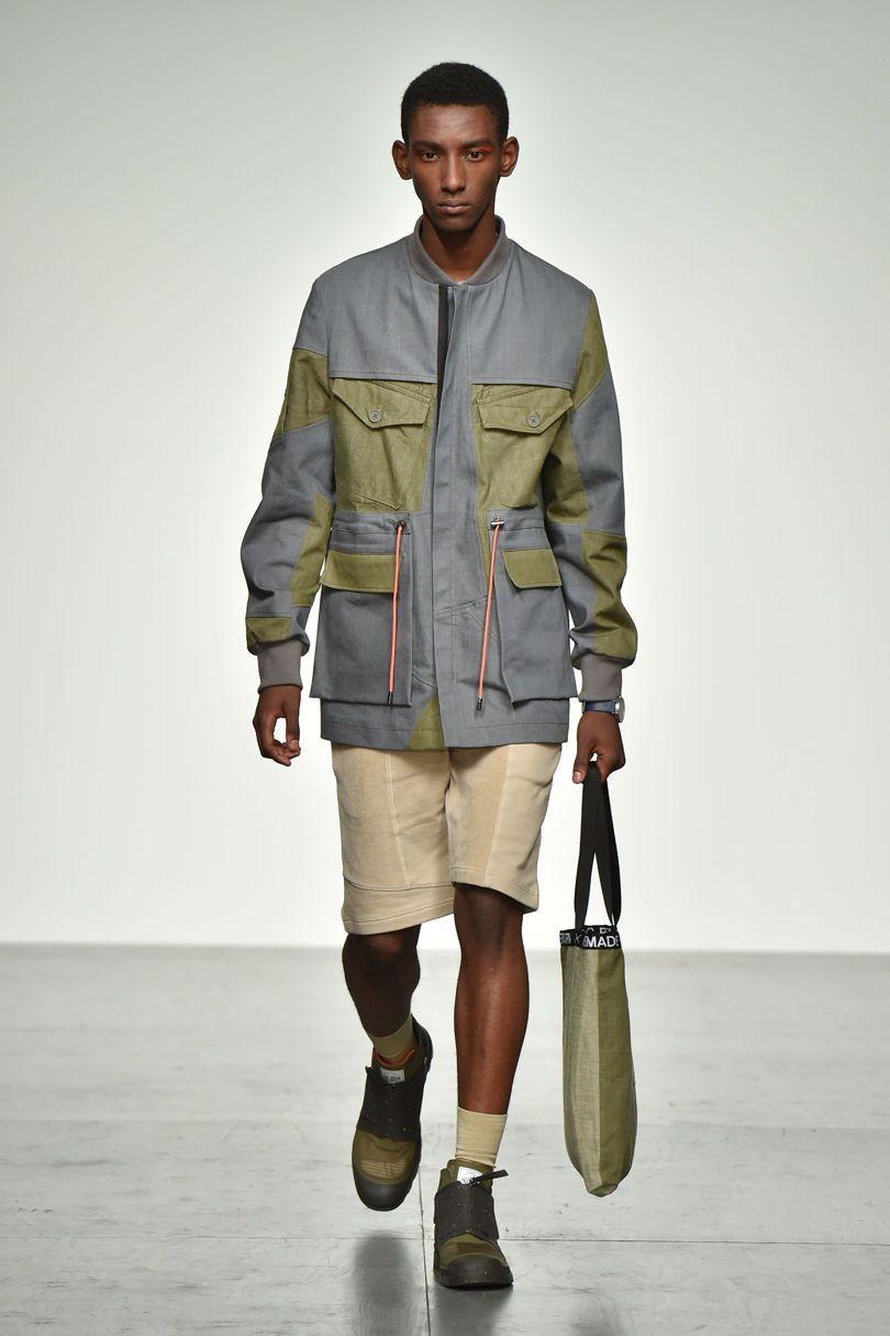 Christopher Raeburn 2018 Spring Summer Collection - London Fashion Week Men's (15)