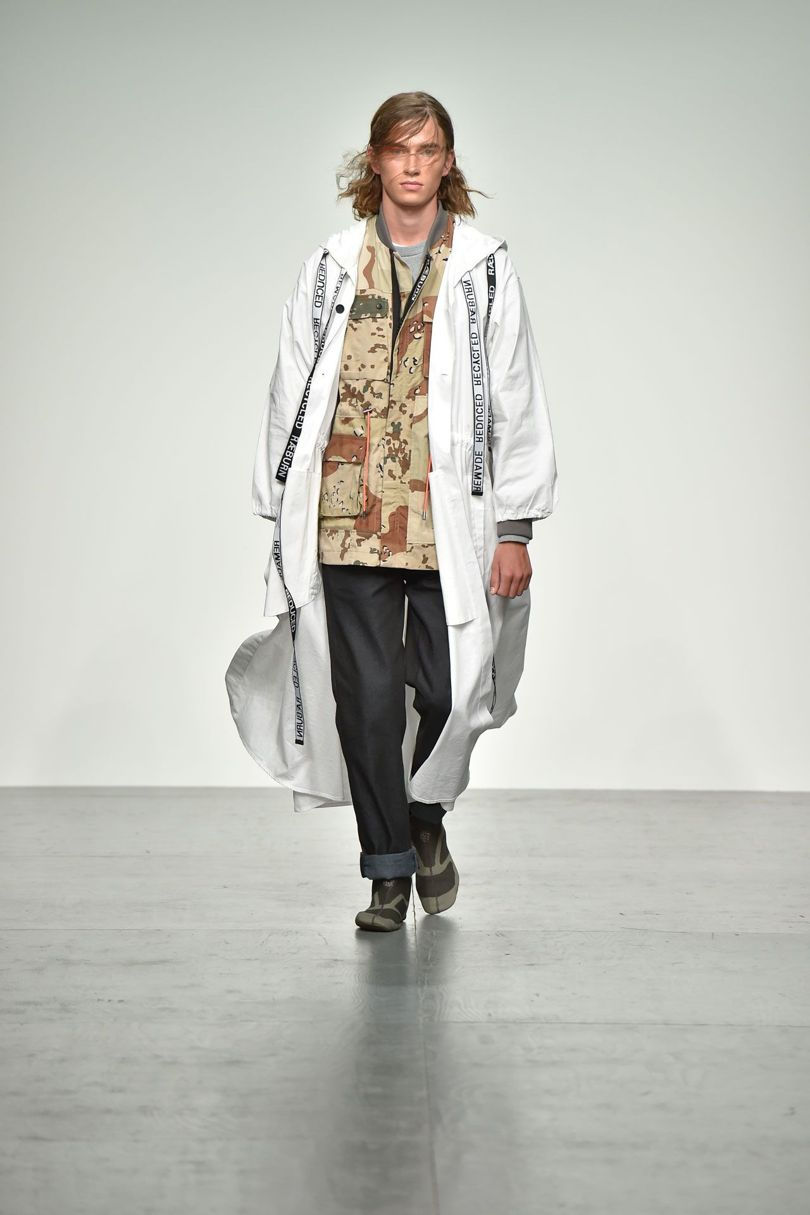 Christopher Raeburn 2018 Spring Summer Collection - London Fashion Week Men's (16)