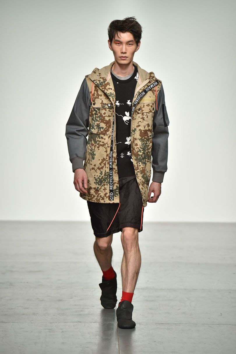 Christopher Raeburn 2018 Spring Summer Collection - London Fashion Week Men's (19)