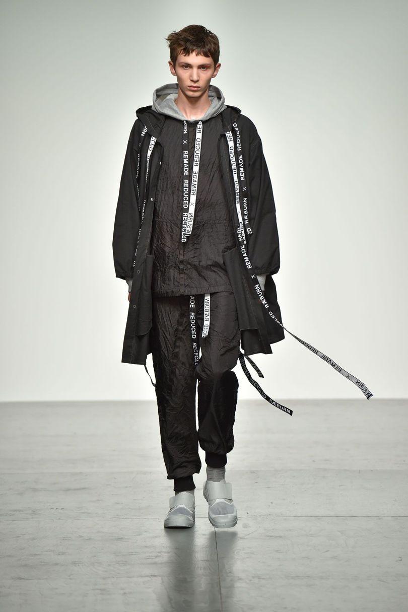 Christopher Raeburn 2018 Spring Summer Collection - London Fashion Week Men's (20)