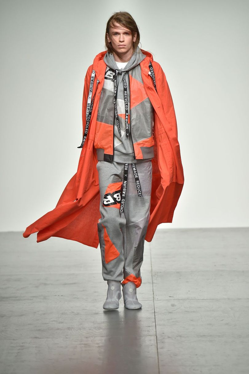 Christopher Raeburn 2018 Spring Summer Collection - London Fashion Week Men's