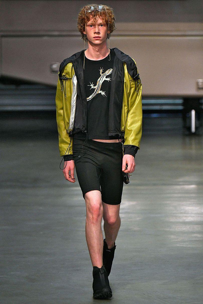 Cottweiler 2018 Spring Summer collection - London Fashion Week Men's (12)