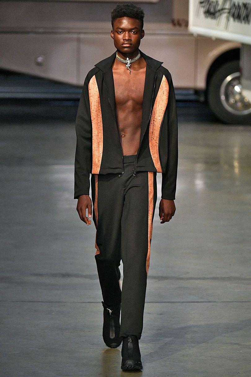 Cottweiler 2018 Spring Summer collection - London Fashion Week Men's (17)