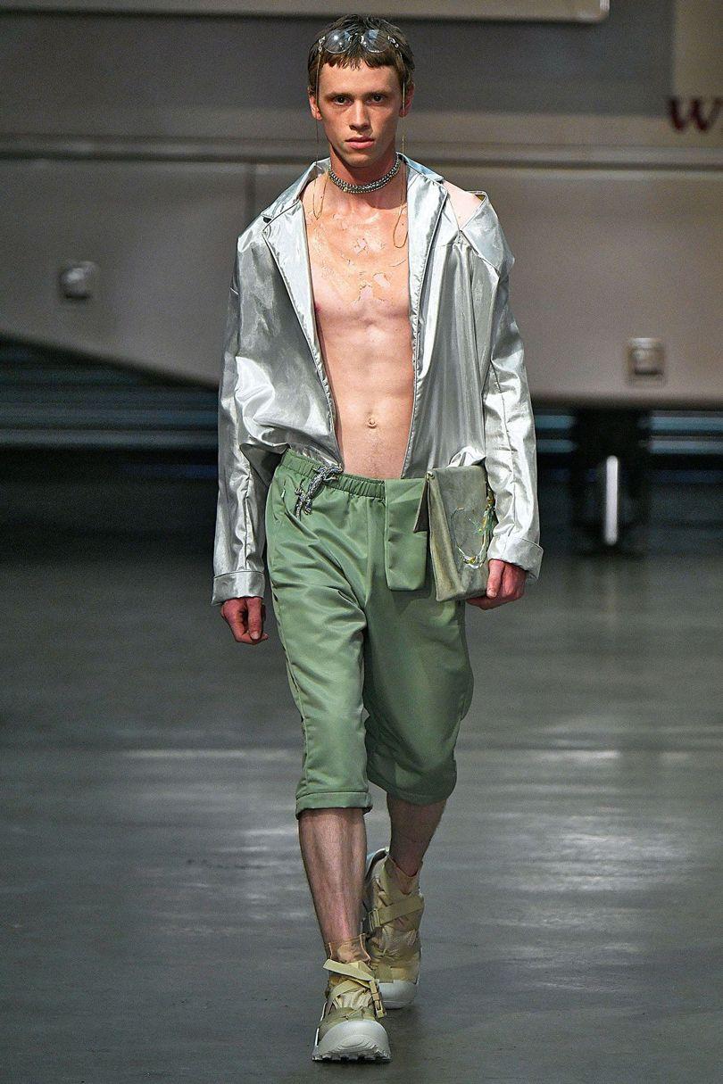 Cottweiler 2018 Spring Summer collection - London Fashion Week Men's (5)