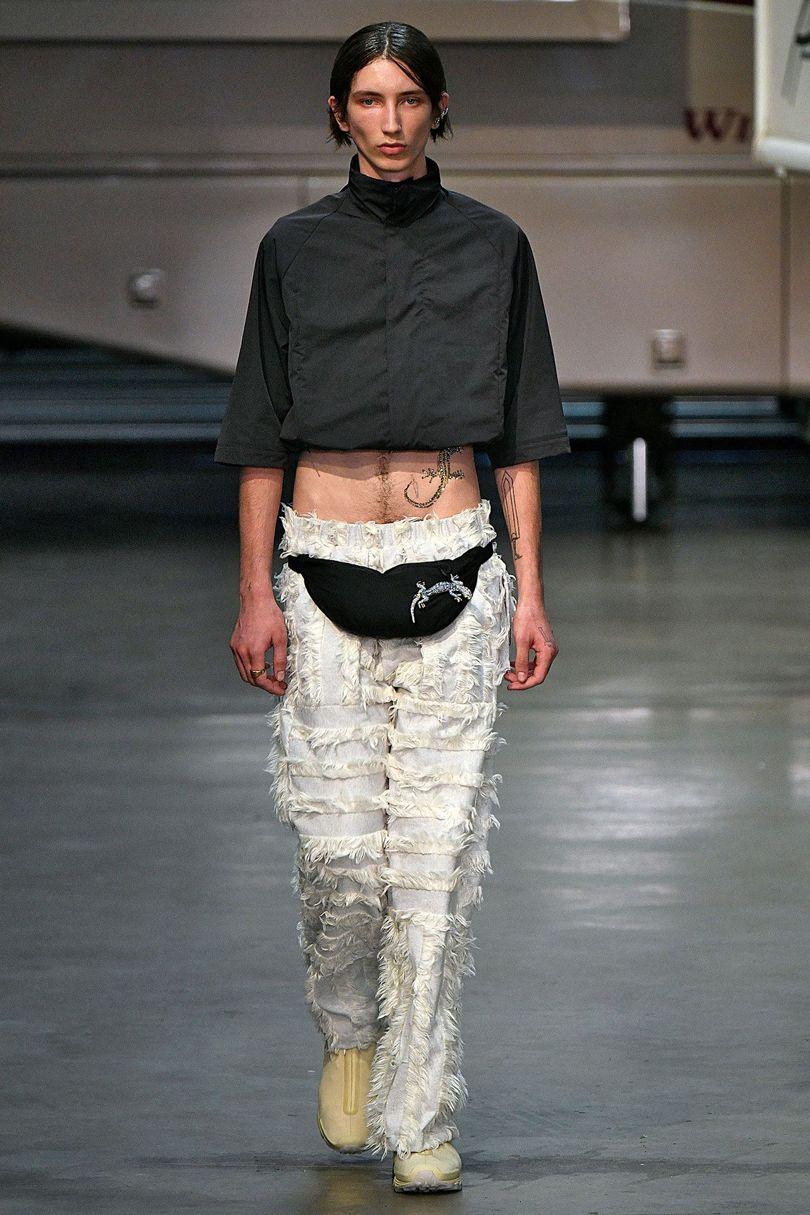 Cottweiler 2018 Spring Summer collection - London Fashion Week Men's (8)