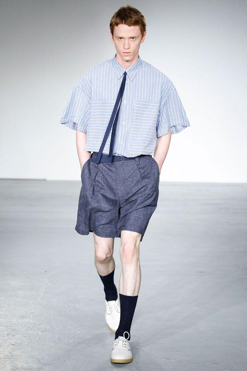 E TAUTZ 2018 Spring Summer collection - London Fashion Week Men's (11)