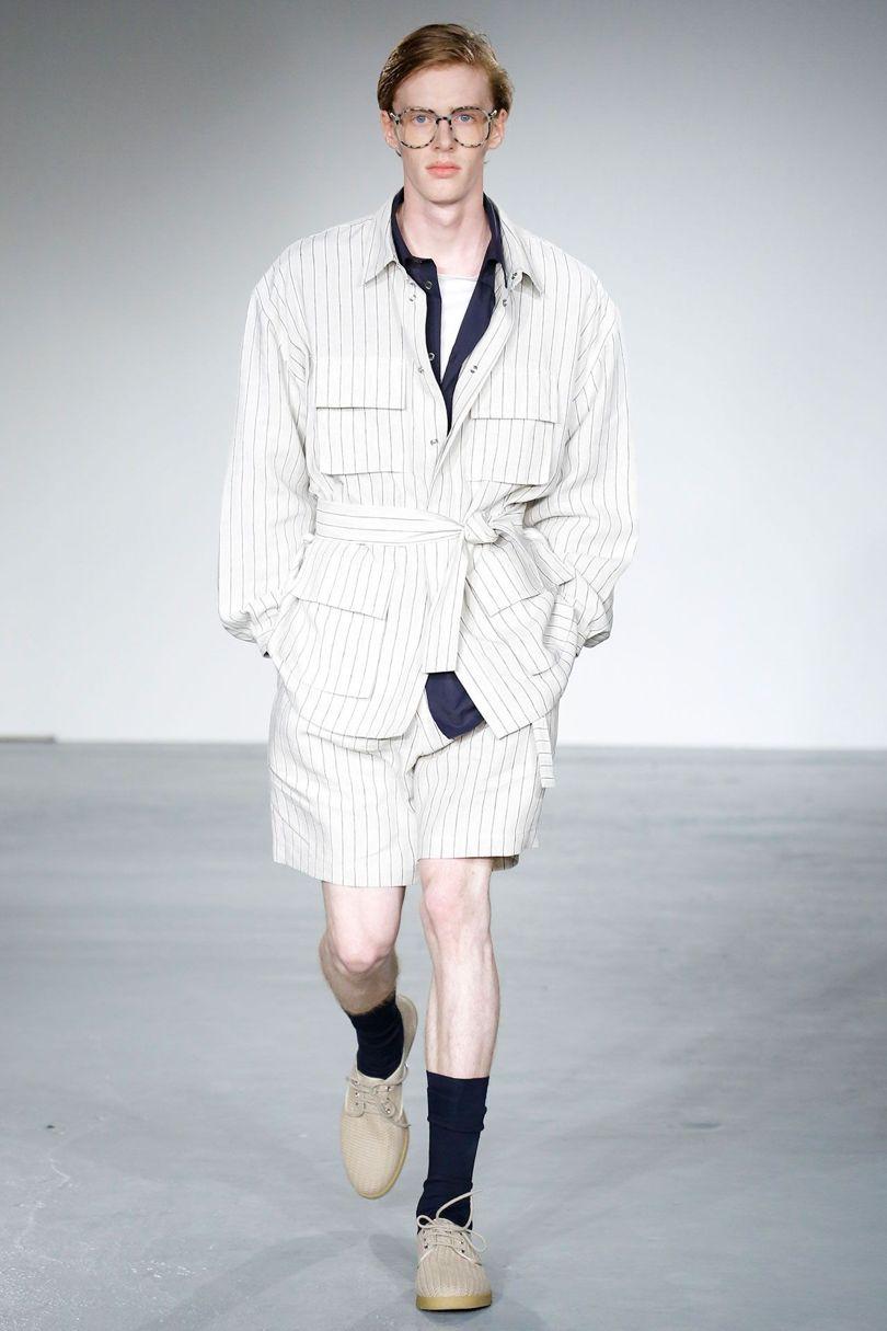 E TAUTZ 2018 Spring Summer collection - London Fashion Week Men's (12)
