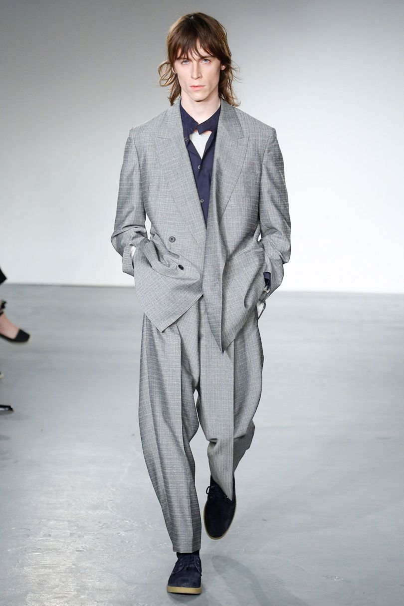 E TAUTZ 2018 Spring Summer collection - London Fashion Week Men's (13)