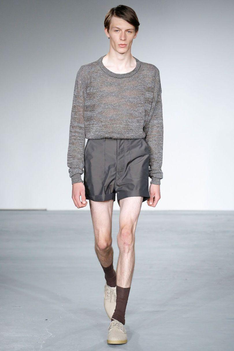 E TAUTZ 2018 Spring Summer collection - London Fashion Week Men's (15)