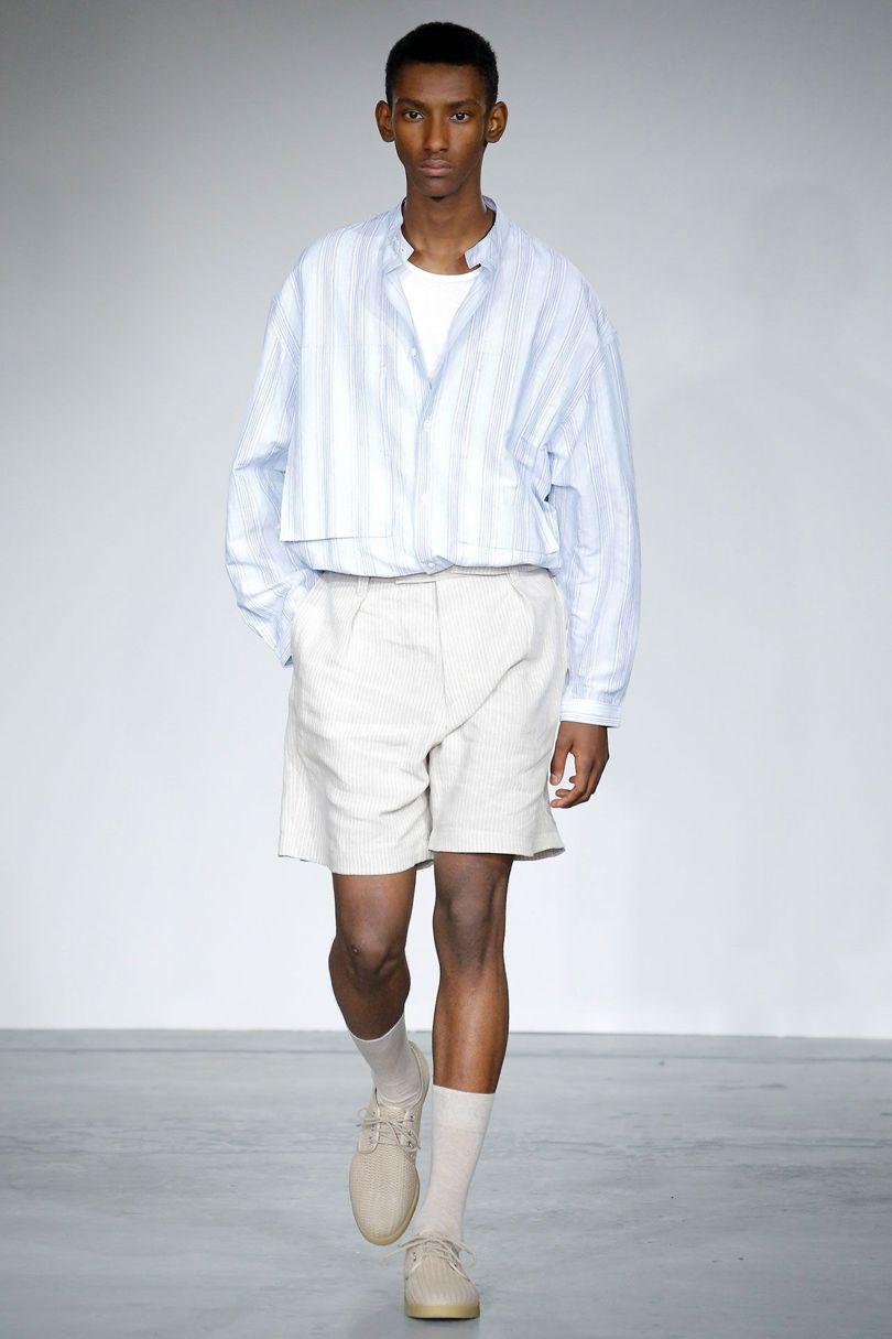 E TAUTZ 2018 Spring Summer collection - London Fashion Week Men's (18)