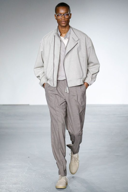 E TAUTZ 2018 Spring Summer collection - London Fashion Week Men's (2)