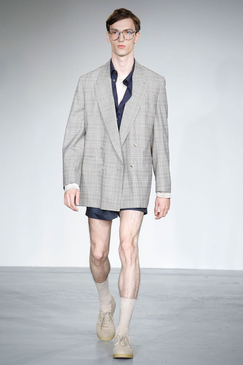 E TAUTZ 2018 Spring Summer collection - London Fashion Week Men's (20)