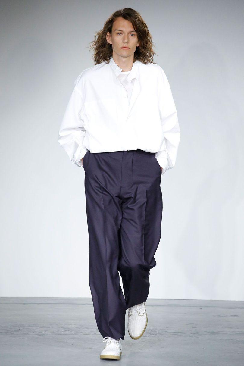 E TAUTZ 2018 Spring Summer collection - London Fashion Week Men's (22)
