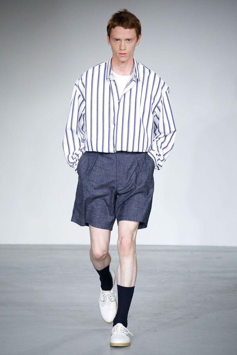 E TAUTZ 2018 Spring Summer collection - London Fashion Week Men's (23)