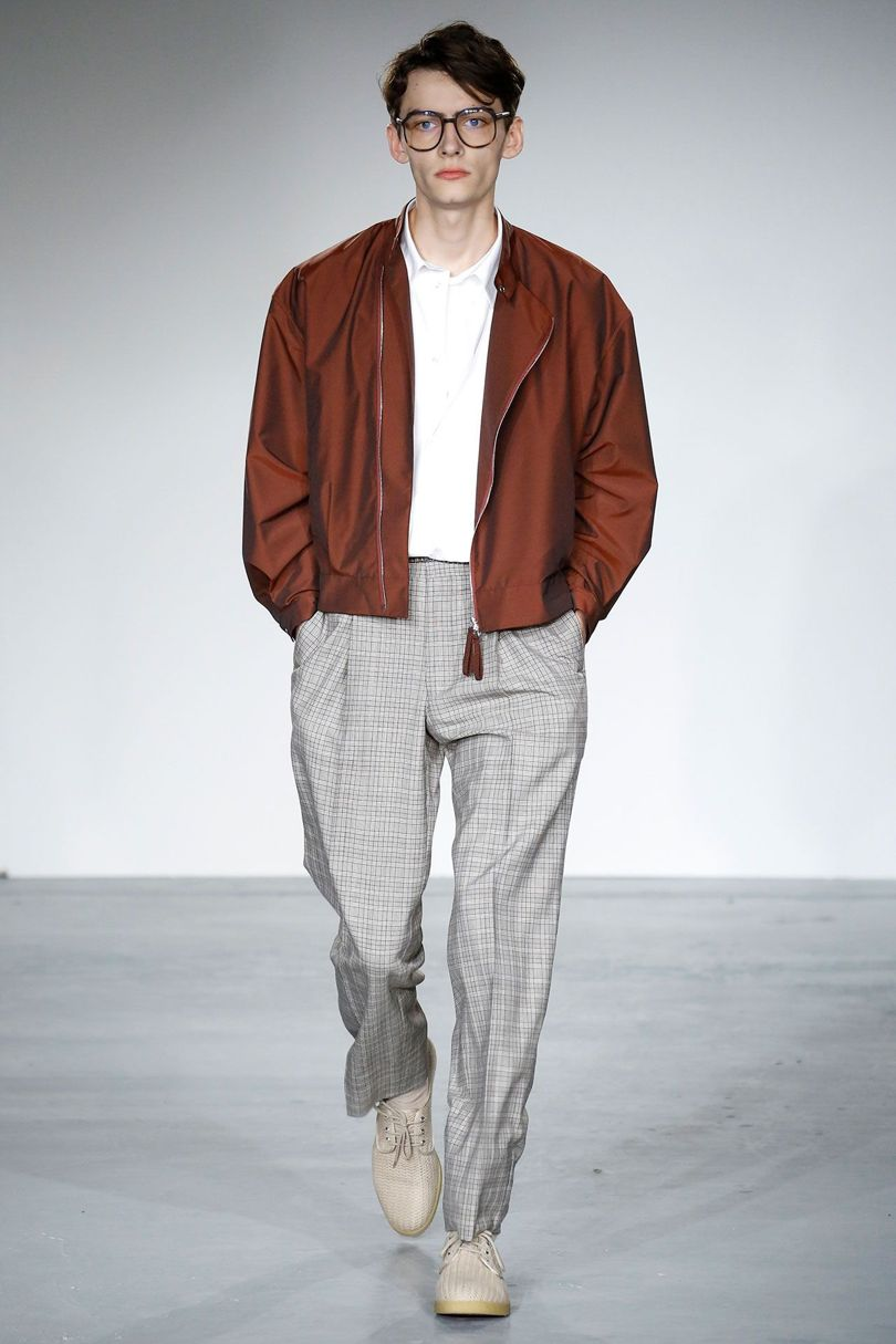 E TAUTZ 2018 Spring Summer collection - London Fashion Week Men's (6)