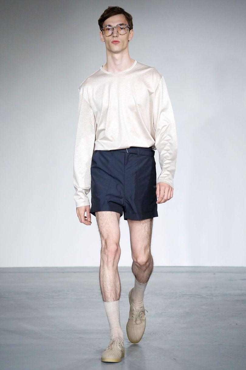E TAUTZ 2018 Spring Summer collection - London Fashion Week Men's (7)