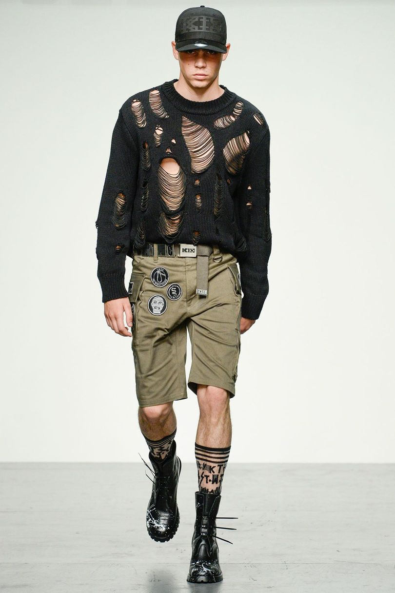 KTZ 2018 Spring Summer Collection - London Fashion Week Men's (10)