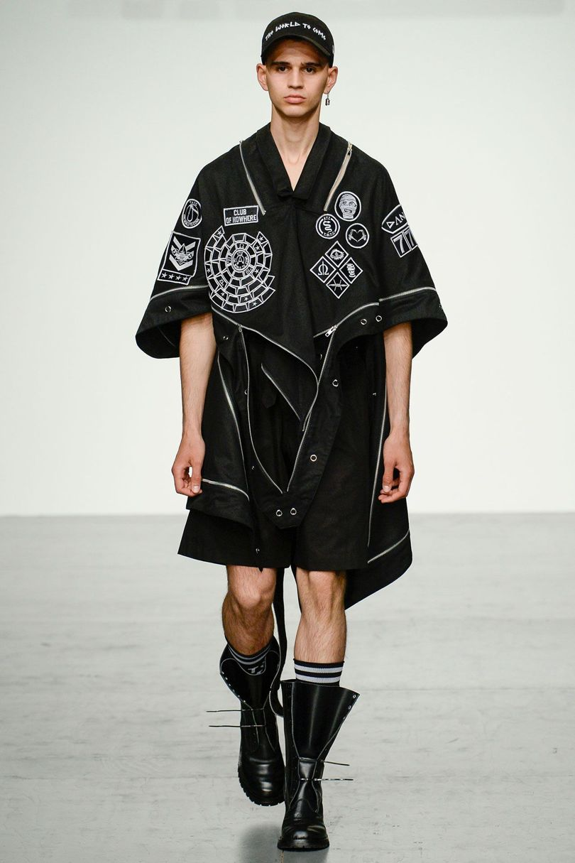KTZ 2018 Spring Summer Collection - London Fashion Week Men's (12)