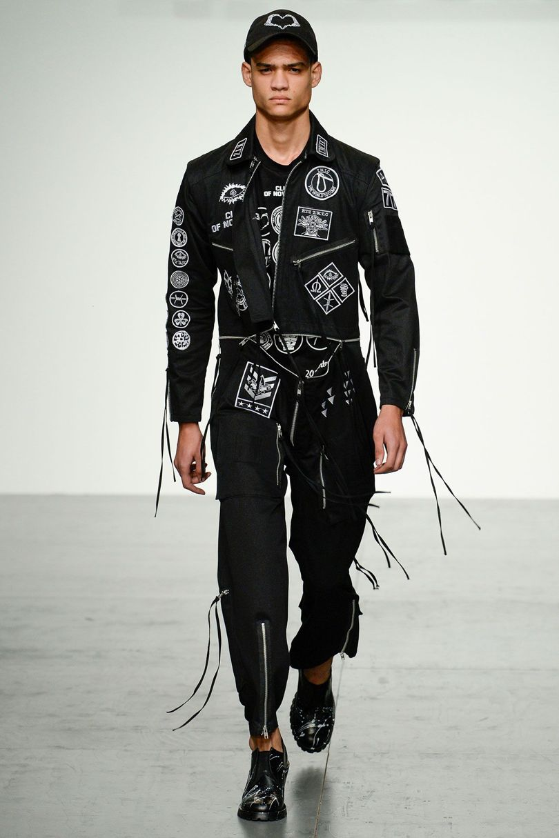 KTZ 2018 Spring Summer Collection - London Fashion Week Men's (13)