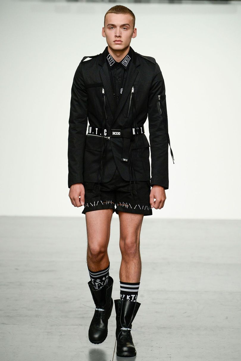KTZ 2018 Spring Summer Collection - London Fashion Week Men's (14)
