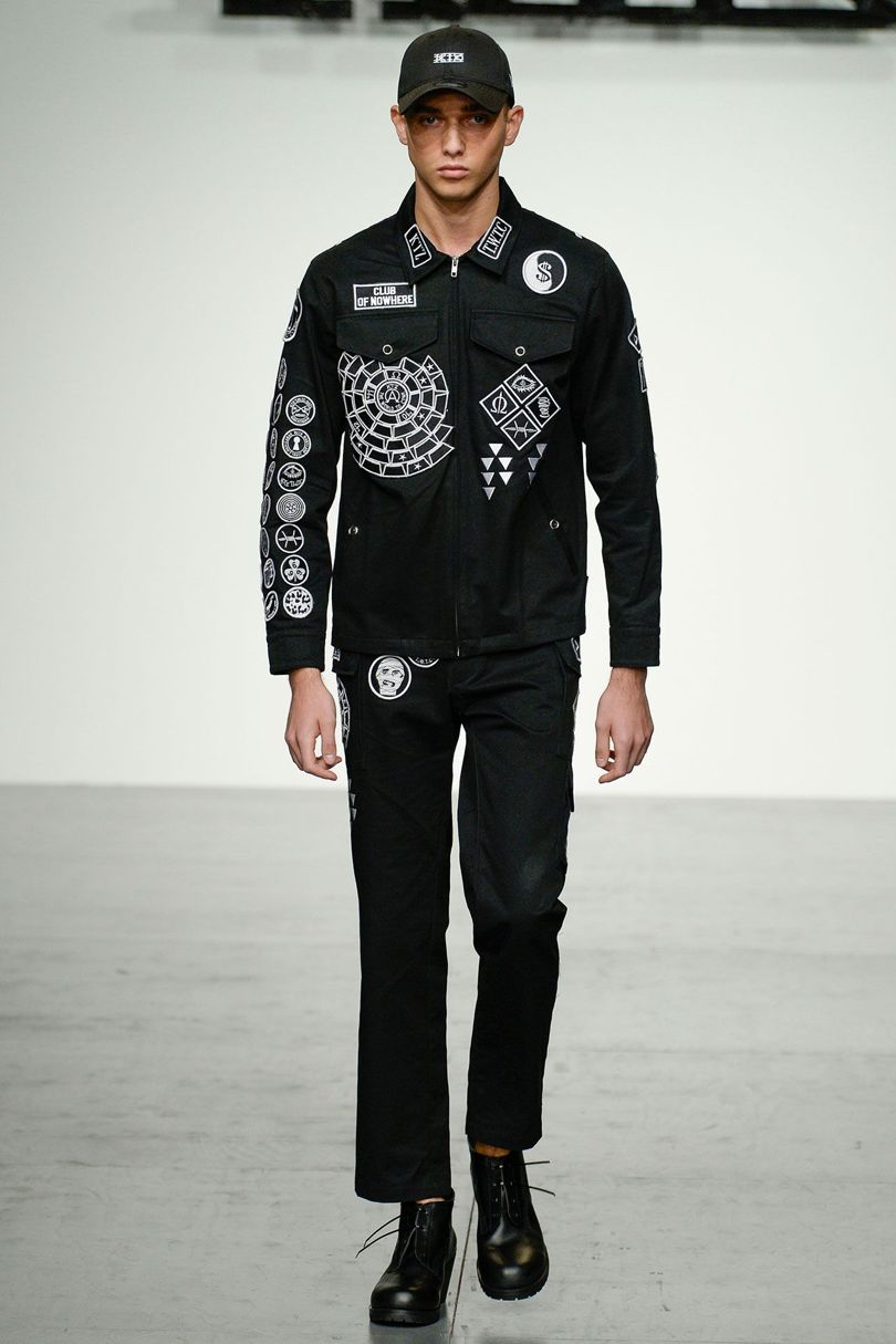 KTZ 2018 Spring Summer Collection - London Fashion Week Men's (15)