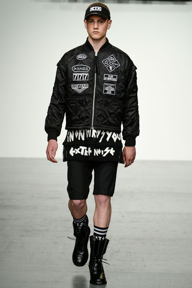 KTZ 2018 Spring Summer Collection - London Fashion Week Men's (17)