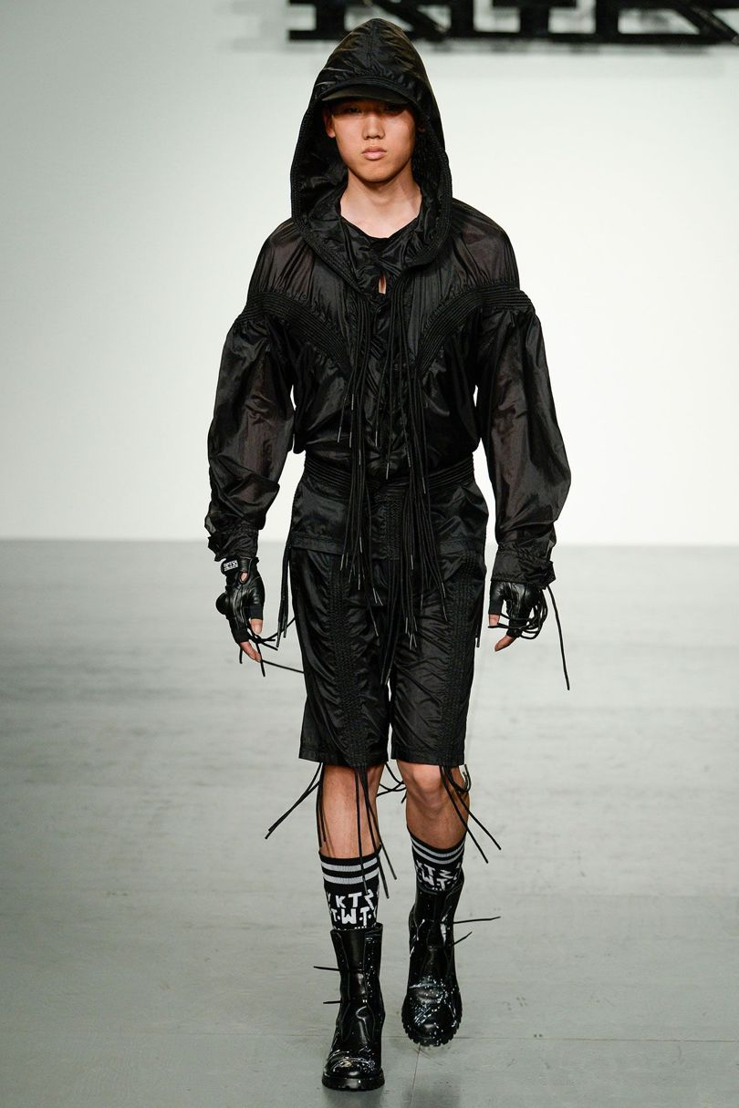 KTZ 2018 Spring Summer Collection - London Fashion Week Men's (18)