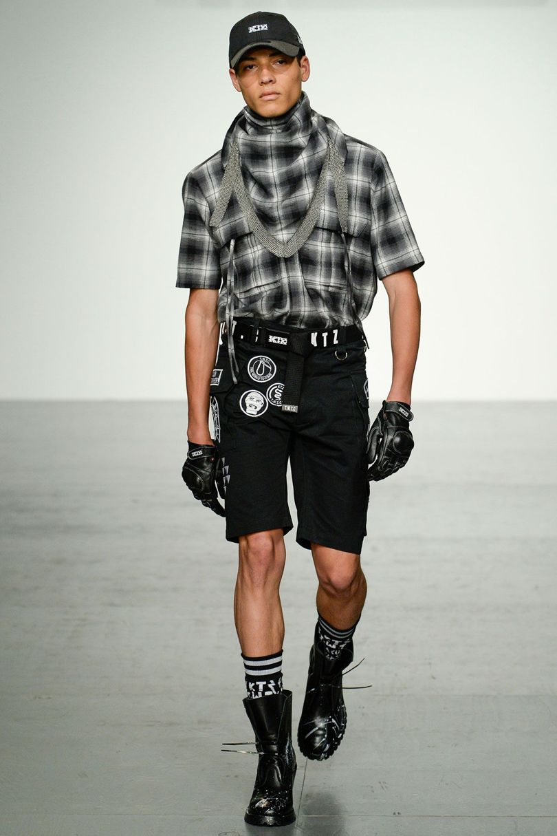 KTZ 2018 Spring Summer Collection - London Fashion Week Men's (20)