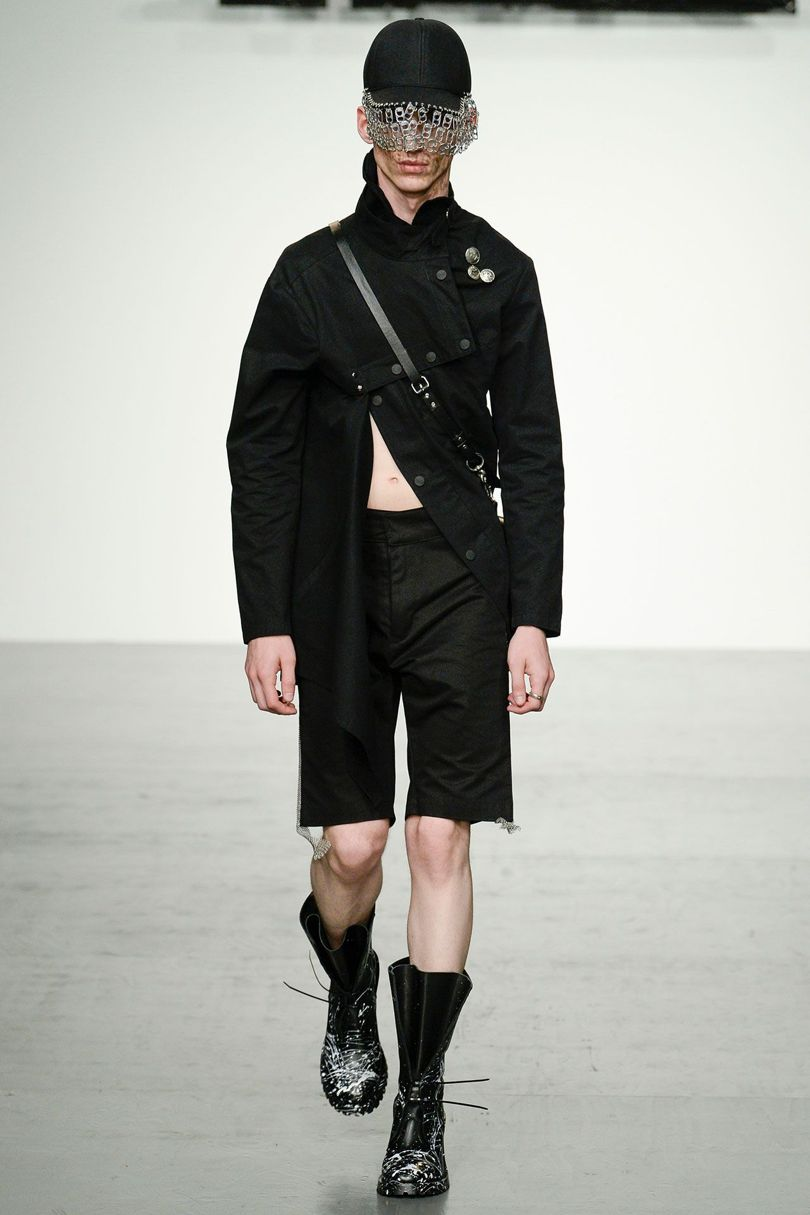 KTZ 2018 Spring Summer Collection - London Fashion Week Men's (22)
