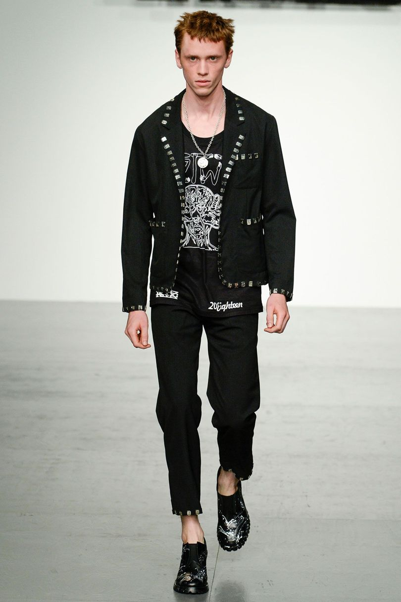 KTZ 2018 Spring Summer Collection - London Fashion Week Men's (23)