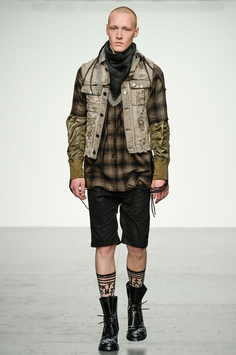 KTZ 2018 Spring Summer Collection - London Fashion Week Men's (24)