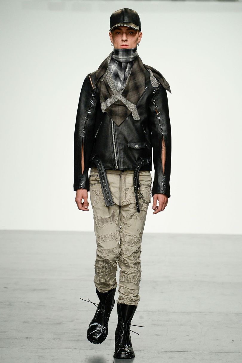 KTZ 2018 Spring Summer Collection - London Fashion Week Men's (26)