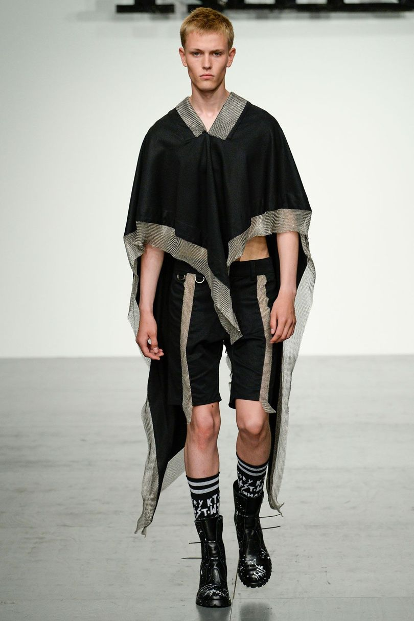 KTZ 2018 Spring Summer Collection - London Fashion Week Men's (30)
