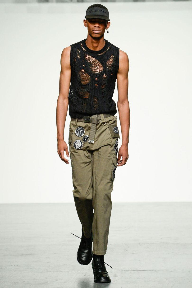 KTZ 2018 Spring Summer Collection - London Fashion Week Men's (5)