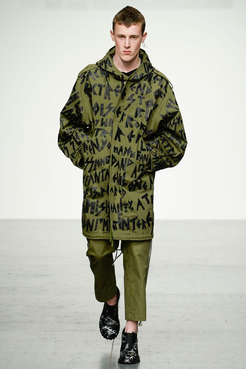 KTZ 2018 Spring Summer Collection - London Fashion Week Men's (6)