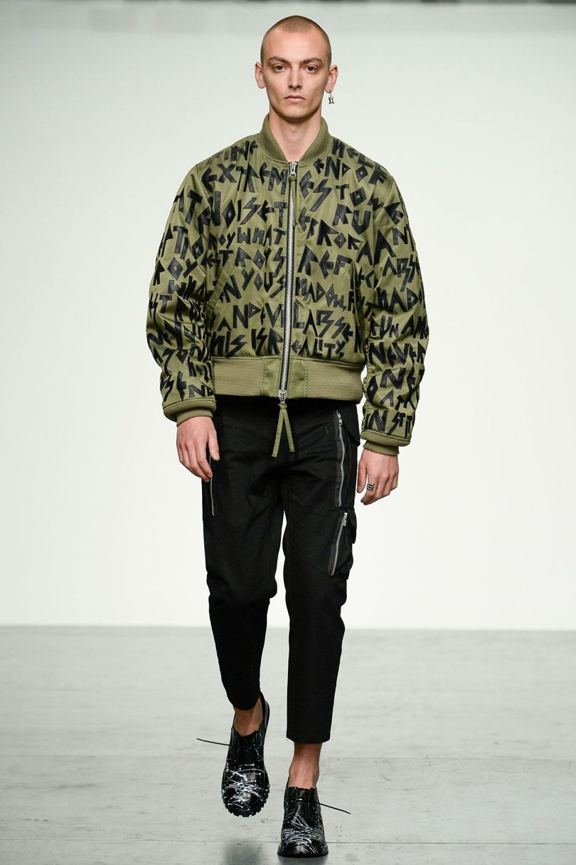 KTZ 2018 Spring Summer Collection - London Fashion Week Men's (7)