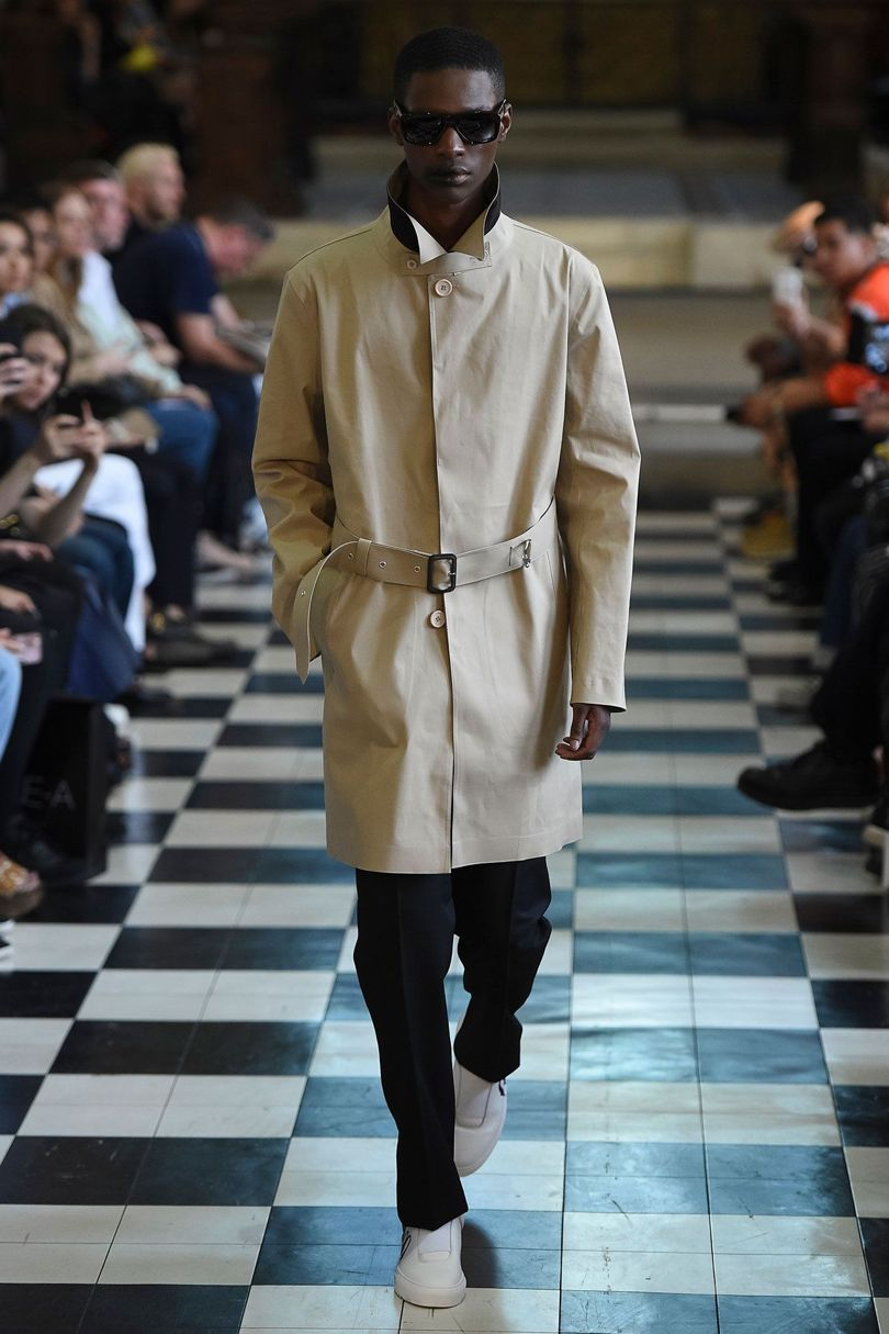 Matthew Miller 2018 Spring Summer Collection - London Fashion Week Men's (11)