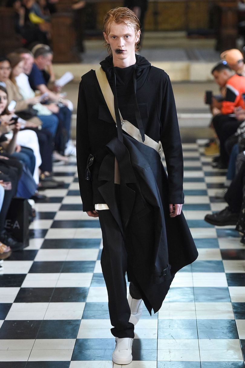 Matthew Miller 2018 Spring Summer Collection - London Fashion Week Men's (13)