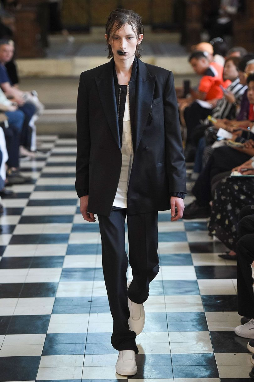 Matthew Miller 2018 Spring Summer Collection - London Fashion Week Men's (19)
